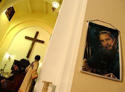 Fidel vale una misa