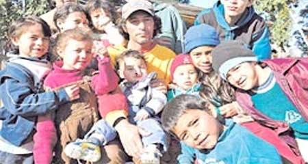 Un argentino con 37 hijos reclama una vasectomía para no seguir procreando